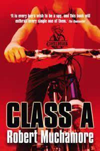 CHERUB: Class A - (Buch, Kino)