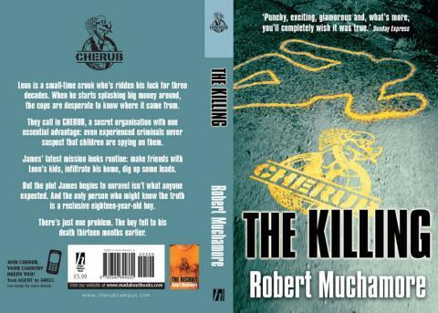 CHERUB: The Killing - (Buch, Kino)