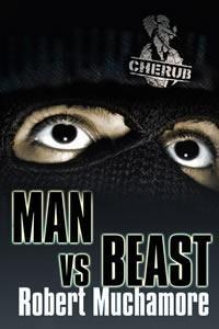 CHERUB: Man vs. Beast - (Buch, Kino)