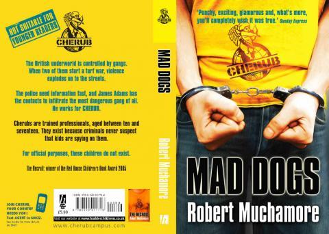CHERUB: Mad Dogs - (Buch, Kino)