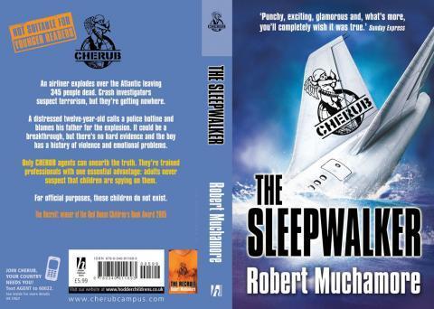 CHERUB: The Sleepwalker - (Buch, Kino)