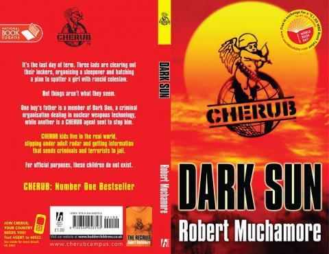 CHERUB: Dark Sun - (Buch, Kino)