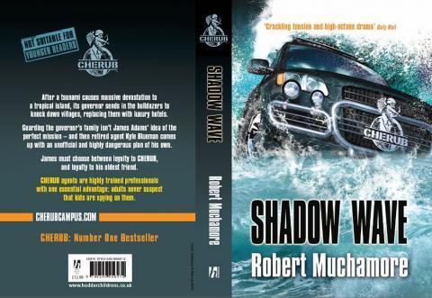 CHERUB: Shadow Wave - (Buch, Kino)