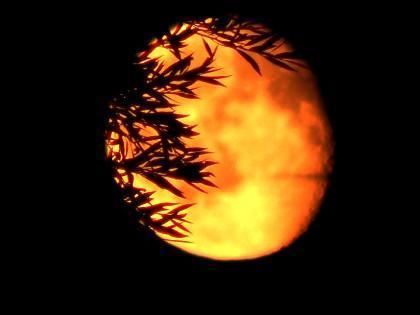 - (Mond, Vollmond, mondfinsternis)