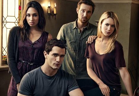 Das amerikanische Remake (die Hauptdarsteller) - (Serie, being human)