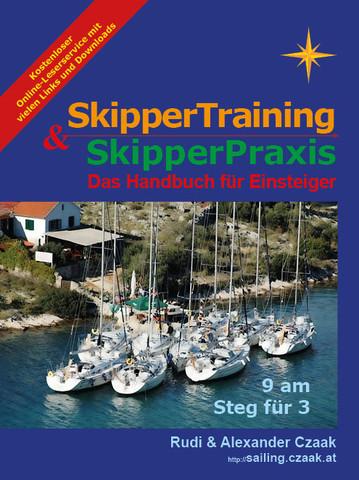 """""""Skippertraining & Skipperpraxis - Das Handbuch für Einsteiger"""" - (segeln, segelschiff)"""