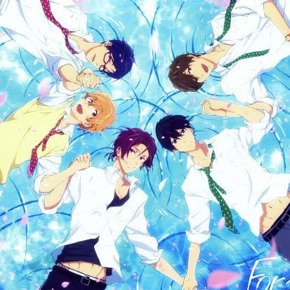 Free! - (Anime, Animes, Sportanime)