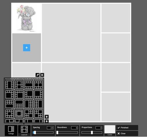 Collagen online mit Pixlr Express erstellen - (Grafik, Bildbearbeitung, Vortrag)