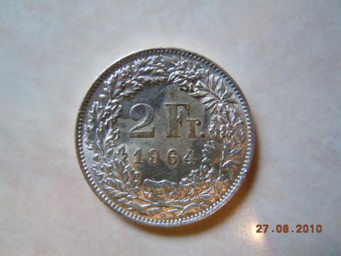 2 CHF - (Rechnung, Schweiz, Designer)