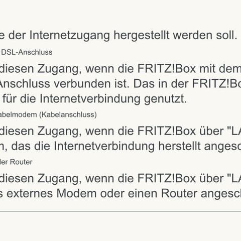 5 Zeichen - (Internet, Netzwerk, Fritz Box)