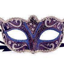 Maske - (Kostüm, Karneval, Fasching)