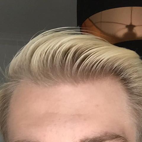 Blondes Haar  - (Justin Bieber, Haare färben)
