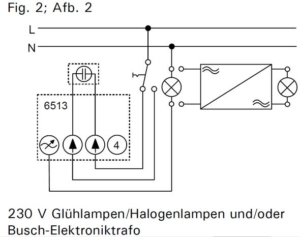 Dimmer - (Elektrik, dimmer, Wechselschaltung)