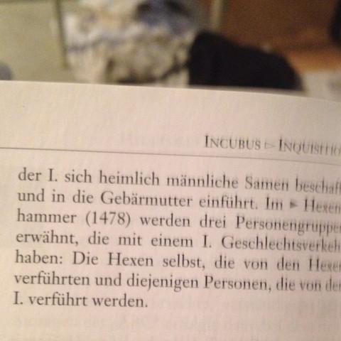 Inkubus Teil ll - (Kirche, Gott, Geister)