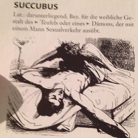 Und seine Verwandte Succubus - (Kirche, Gott, Geister)