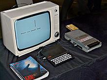 Sinclair ZX81 - (Computer, Programm, Leben)