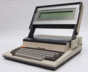 Sharp PC-5000 - (Computer, Programm, Leben)