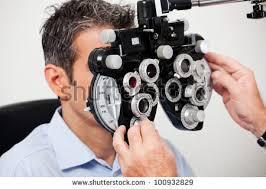 individuell auch mit Phoropter - (Augen, Brille, sehen)