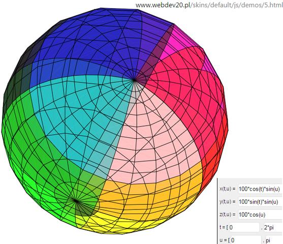 3D Parametric-Plot - (PC, Mathe, Programm)
