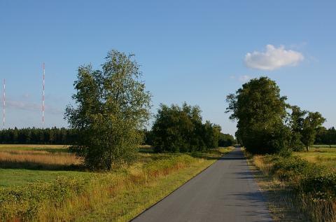 Im Westermoor bei Burlage - (Fotografie, Himmel, Landschaft)