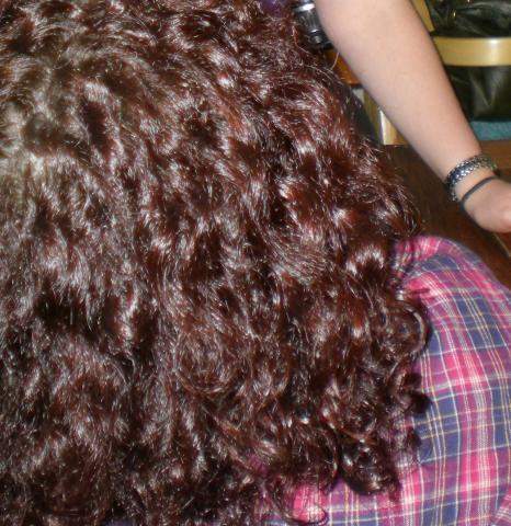 meine eigenen Haare mit Henna - (Haare, Beauty, Henna)