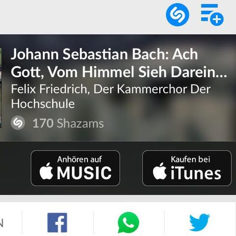 Shazam - (Musik, Reyst )