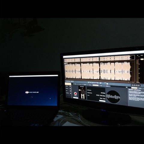 - (Computer, PC, Programm)