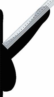 penisumfang richtig messen