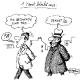 Diese Karikatur von Seyfried zeigt, wie weit wir schon sind.