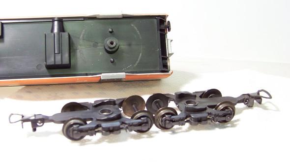 Unterseite Wagen - (Modellbahn, h0, Neigetechnik)