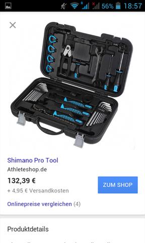 Werkzeug Set - (o.c., PDD)