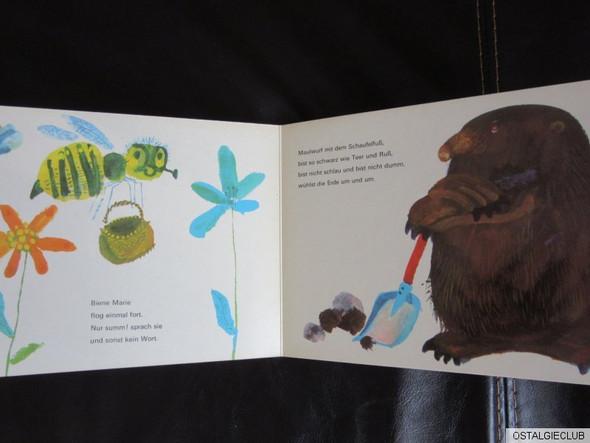Innenansicht  - (alt, Kinderbuch)
