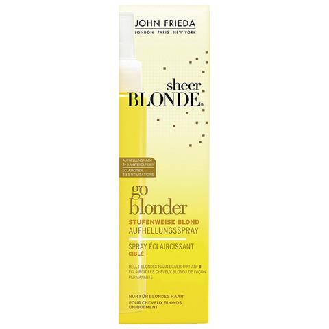 Foto - (blond, Aufhellungsspray)