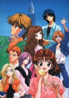 1. - (Anime, schüchternes Mädchen, Arroganter Junge)