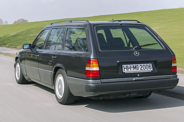 Mercedes-Benz 300 TE-24 (S 124) - (Auto, Code, Mercedes Benz)
