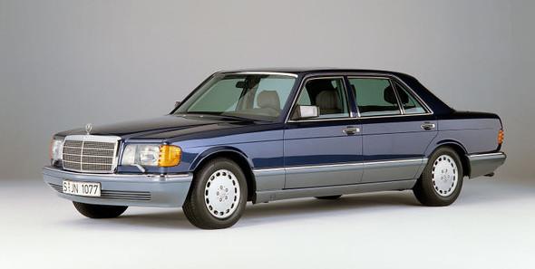 Mercedes-Benz 300 SEL (V 126) - (Auto, Code, Mercedes Benz)