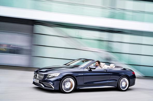 Mercedes-AMG S 65 Cabrio (A 217) - (Auto, Code, Mercedes Benz)