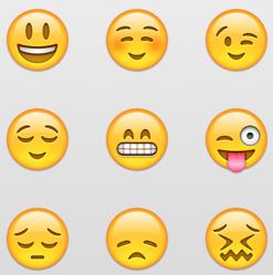 Bedeutung smiley -0 Smiley