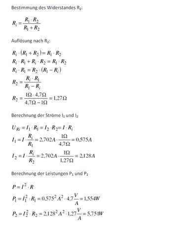 Seite 2 - (Physik, Elektronik, Elektrotechnik)