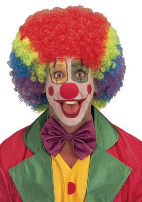 Clownsgesicht Schminken Wie Sollte Das Auf Jeden Fall Aussehen