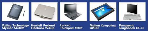 Aussendienst-Notebooks mit Touchscreen - (Notebook, Qualitaet, Sturz)