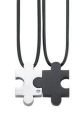 Puzzlekette für Jeden ein Teil!  - (Geschenk, Geburtstag)