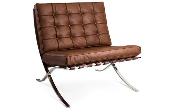 gibt es nachbauten vom barcelona chair freizeit wohnen m bel. Black Bedroom Furniture Sets. Home Design Ideas