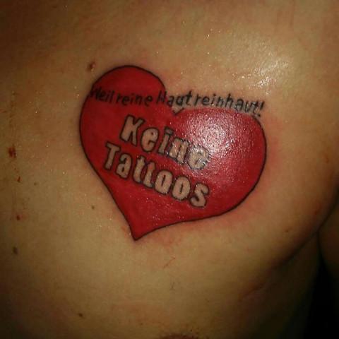 Nicht schlecht oder? - (Tattoo, Motiv)