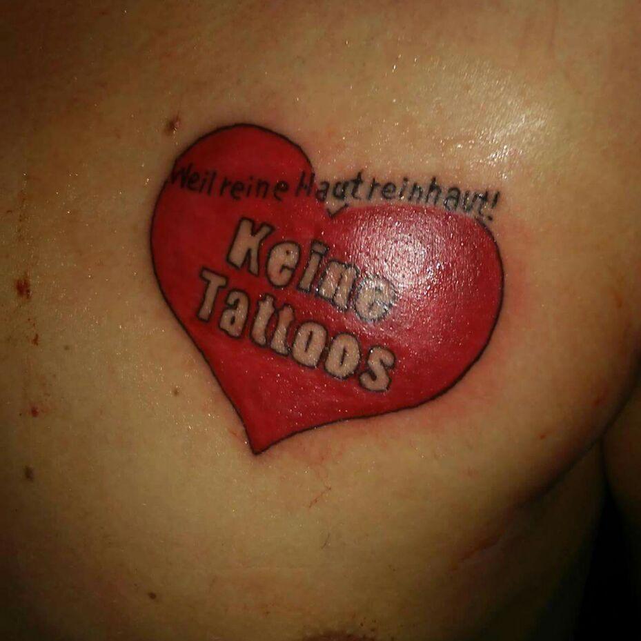 Tattoviert