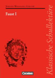Faust 1 - (Buch, Faust, Deutsche Literatur)