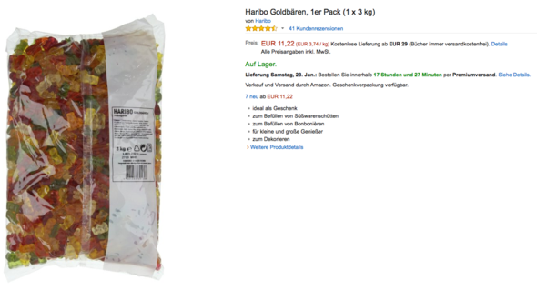 - (Amazon, Bestellen, 12 euro)