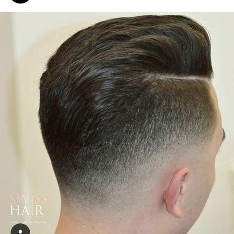 Herren Frisuren Flacher Hinterkopf Beliebte Haarschnitte 2019