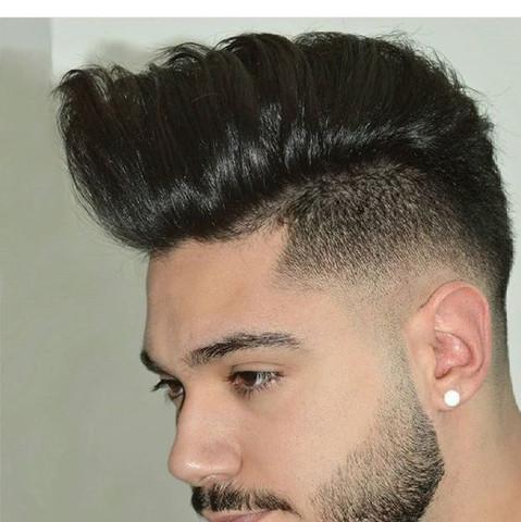 Wie Soll Ich Meine Haare Schneiden Mann Frisur Friseur