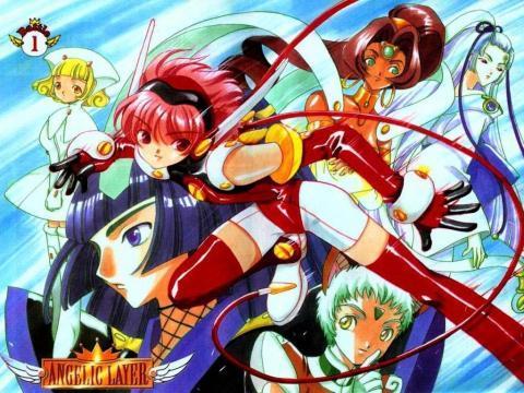 Angelic Layer - (Anime, Serie, Manga)